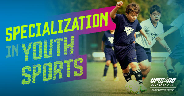 specialization in sports Dr slauterbeck offers parents pros and cons of kids' sports and the arguments for and against specialization.