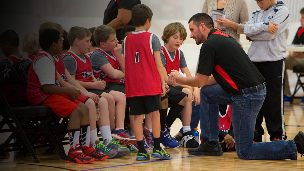 Become a Youth Sports Coach - Upward Sports