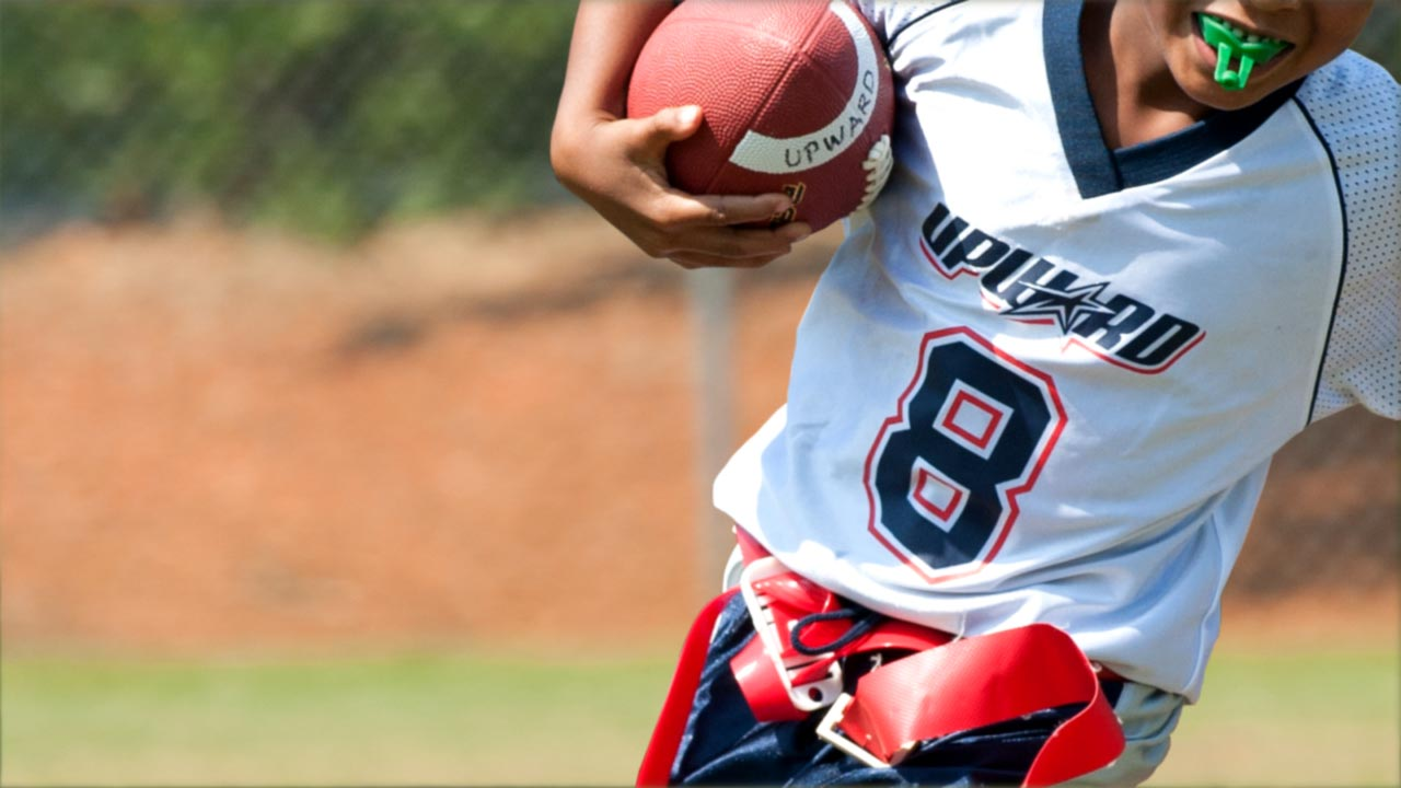 04c939265 Youth Flag Football Programs - Upward Sports