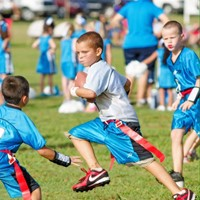 Upward Flag Football 2014