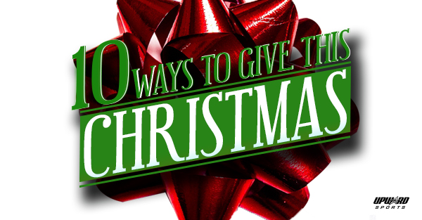 10 Ways to Give This Christmas