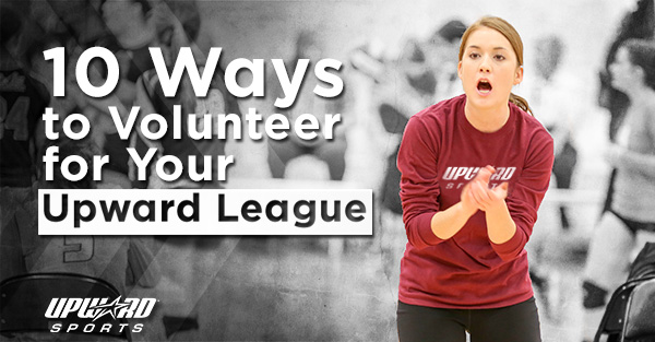 10 Ways to Volunteer for Your Youth Sports League