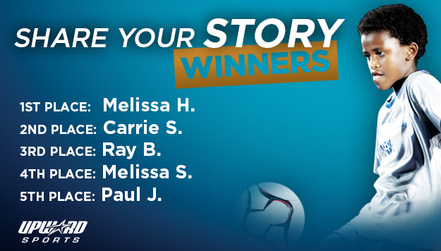 2014 Share Your Story Contest Winners