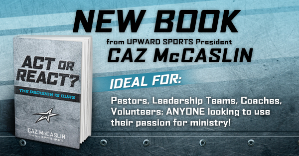Order Act or React by Caz McCaslin