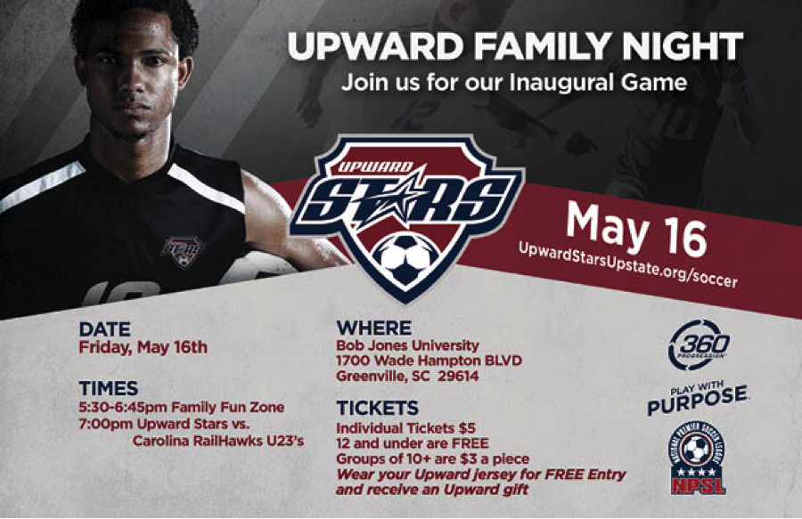 Upward Stars NPSL Family Night